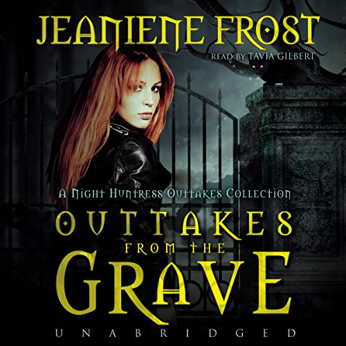 Outtakes from the Grave audiobook cover art