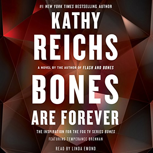 Bones Are Forever audiobook cover art
