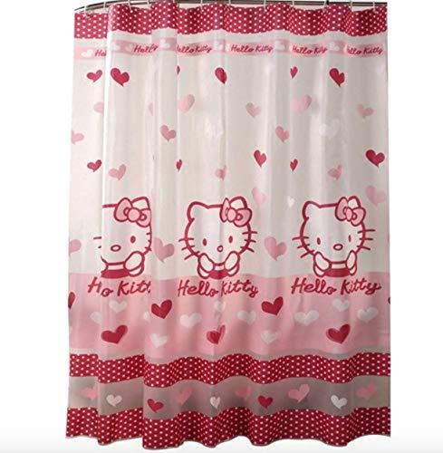 Hello Kitty- Kitty's Shower Curtain/Duschvorhang