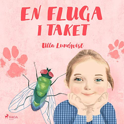 En fluga i taket audiobook cover art