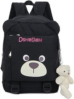 Cartoon Cute Children's School Bag Toddler Kids Backpack Rucksack for Boys/Girls Kindergarten Backpack for Nursery Durable Bear Backpack Zoo Little Kid Backpack