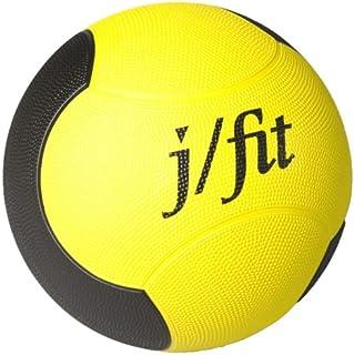 JFIT j/fit Premium Rubberized Medicine Ball