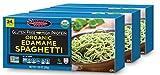 Seapoint Farms Organic Edamame Spaghetti , Healthy Gluten-Free Noodles, 7.05 oz., 3 pack