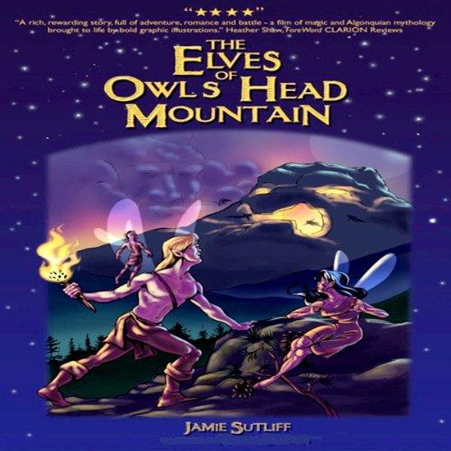 The Elves of Owl's Head Mountain cover art
