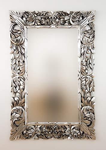 Rococo Espejo Grande de Madera Renaisance de 200x100cm...