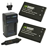 Wasabi Power BL-5C Battery (2-Pack) and Charger