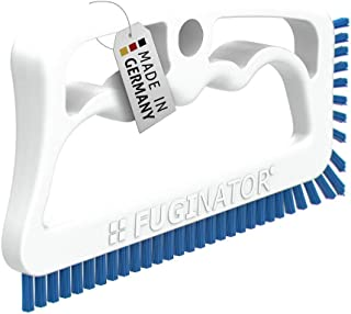 Fugenial Fuginator Tile Joint Cleaning Brush for Use in The Bathroom, Kitchen and The Rest of The Household (White/Blue)