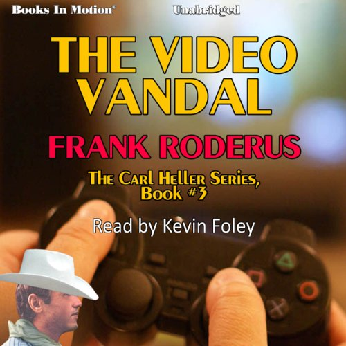 The Video Vandal cover art