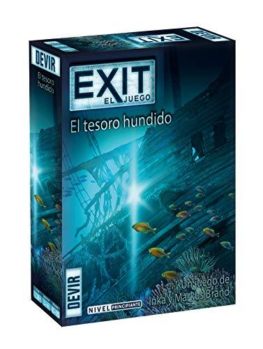 Exit Juego De Mesa