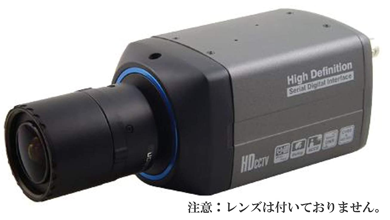 蒸留するレギュラー不安HD-SDI 2.1Megaカメラ WBN-QN21D WATCHCAM 監視カメラ 1/3