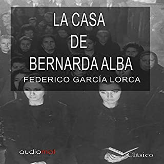 La casa de Bernarda Alba [The House of Bernarda Alba] cover art