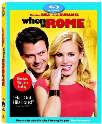 When In Rome [Edizione: Stati Uniti] [Reino Unido] [Blu-ray]
