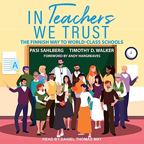 In Teachers We Trust cover art