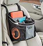 High Road DriverStash Front Seat Car Organizer with Insulated Cup Holder