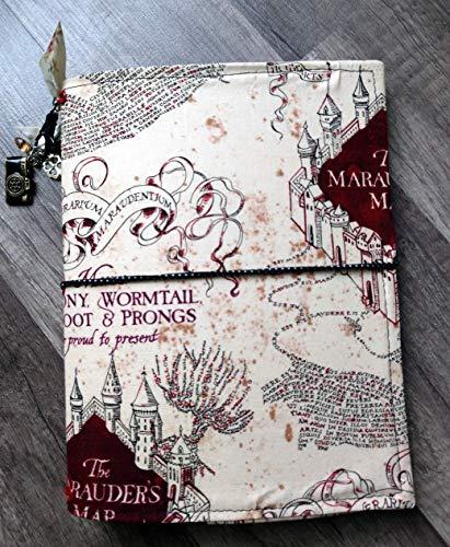 Maurader's Map Midori Traveler's Notedbook