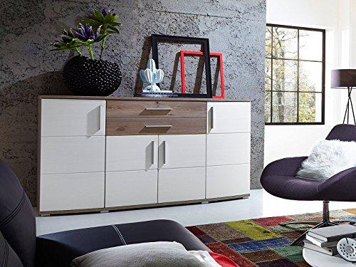 Sideboard Highboard Kommode Anrichte Beistellschrank Schrank Holz