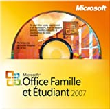 Microsoft Office Home and Student 2007 (FR) 1-pack - Suites de programas (1 usuario(s), 1500 MB, 256 MB, Intel Pentium 500MHz, FRE)
