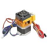 YOTINO MK8 Extrusora Cabeza de Impresión de Boquilla 0.4mm para MakerBot Prusa i3 Reprap Impresora,Impresora 3D de Filamentos 1.75mm de Compatibles