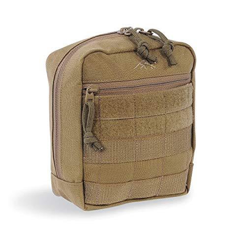 Tasmanian Tiger TT Tac Pouch 6 Modulare Universal Zusatz-Tasche, 17 x 15 x 7 cm, Molle-Kompatibel für EDC, Erste Hilfe oder Werkzeug, Khaki