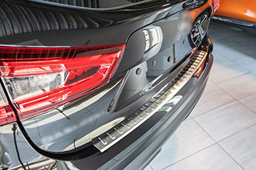 tuning-art BL914 Ladekantenschutz mit 3D Profil Abkantung Fahrzeugspezifisch