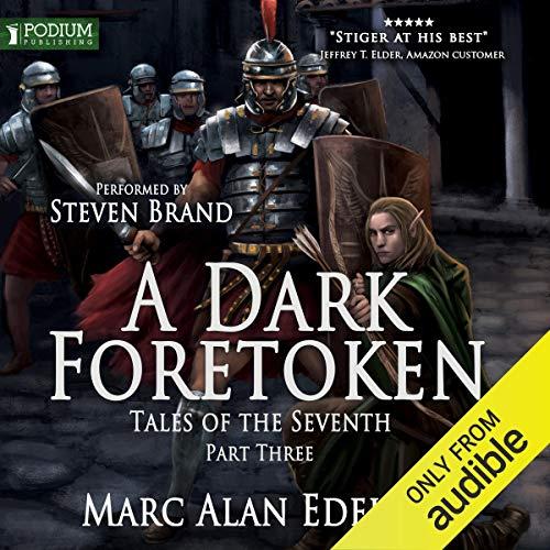 A Dark Foretoken audiobook cover art