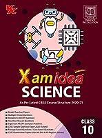 Xam Idea Science -Class 10 - CBSE (2020-21)