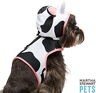 Martha Stewart Pets Cow Vest Harness for Dogs~XS~