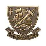 Promo-Dis Insigne de béret Commando marine