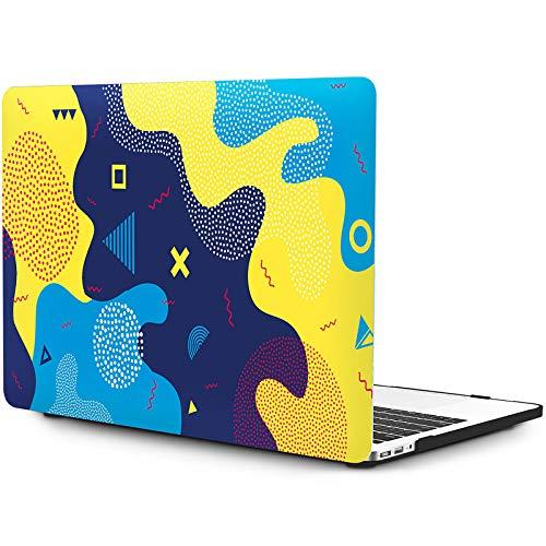 OneGET Macbook Air 13 Inch Case Hard Shell Laptop Case Macbook Air 13 inch Release 2010-2017 A1369 A1466 with Retina Display Computer Case Macbook Air 13 Inch Cute Macbook Air 13 Case Art Design(S9)