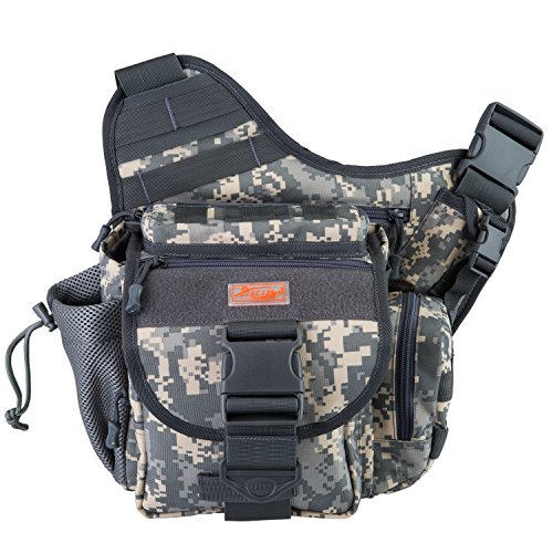 Piscifun Fishing Tackle Bags Single Shoulder...