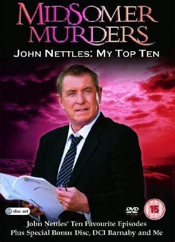 Midsomer Murders - John Nettles - My Top Ten (11 DVDs)