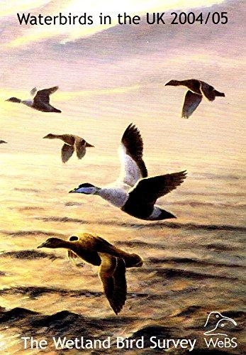 Waterbirds in the UK 2004/05: The Wetland Bird Survey