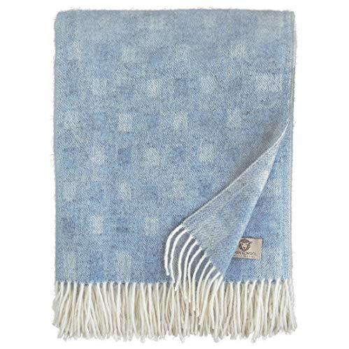 Linen & Cotton Manta Plaid Sofá/Cama Emma 100% Pura