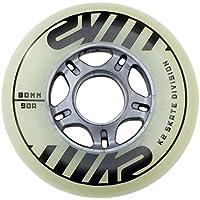 K2Juego de Ruedas 80mm Freeride Glow Wheel de 4Pack, One Size, 30b3004.1.1.1siz