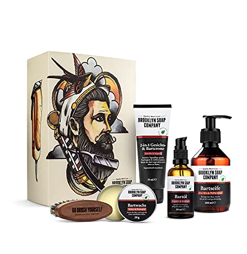 Brooklyn Soap Company Ultimate Beard Box Bild