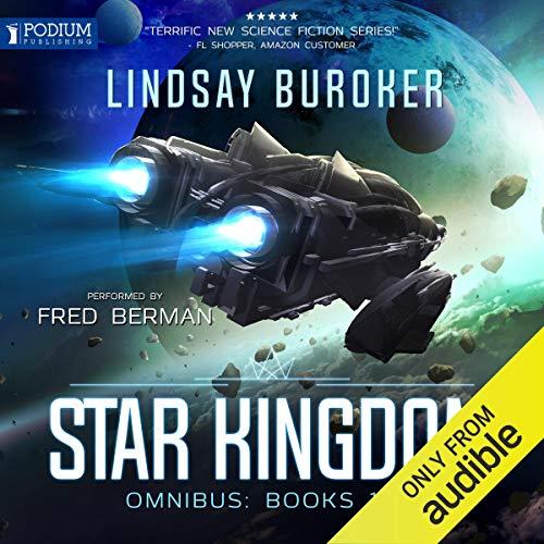 Star Kingdom Omnibus  By  cover art