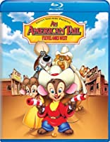 An American Tail: Fievel Goes West [Blu-ray] [Import]
