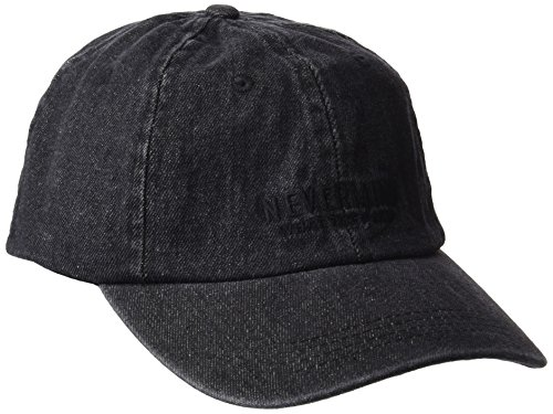 Springfield Denim Cap Gorro de Punto, Negro (Black), One Size (Tamaño del Fabricante:U) para Hombre