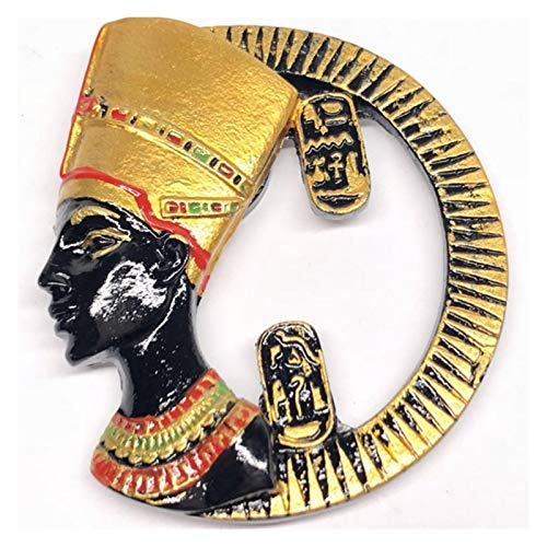 JSJJAWS Imanes Nevera Egipto Recuerdo Frigorífico Imán Camel PIRAMID Giza Cairo Egypt IMANTES DE FRIGORÍFICA DE LA PARITA EGIPCIONA para LA DISCAZACIÓN DE FRIGORADOR Regalo (Color : B)