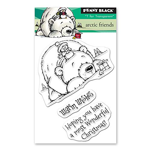 Penny Black Clear Stamp Set