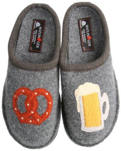 Haflinger Beer & Pretzel Slipper