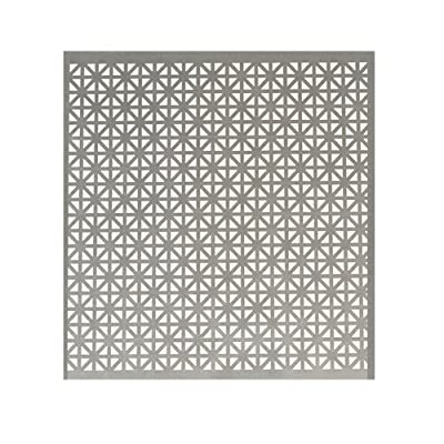 M-D Building Products 57208 3-Feet by 3-Feet .020-Inch Thick Union Jack Aluminum Sheet