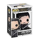 Funko Pop Television : Game of Thrones - Jon Snow 3.9inch Vinyl Gift for Boys Fantasy Television Fan...