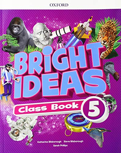 Bright Ideas 5 Class Book With App Pack: Vol. 5