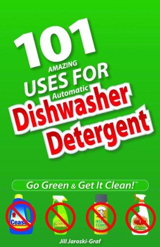 101 Amazing Uses For Automatic Dishwasher Detergent