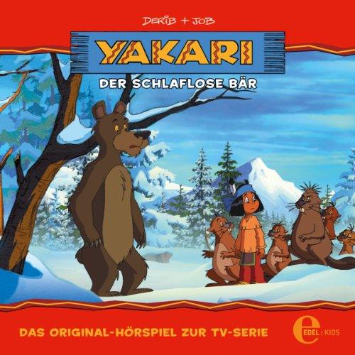 Der schlaflose Bär (Yakari 22) Titelbild