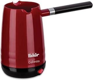 Fakir Cafesto Türk Kahve Makinası Kırmızı