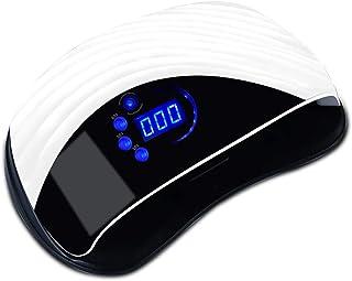 CJF De Alta Potencia de 120W inducción fototerapia lámpara Profesional Herramientas de uñas Nail Hornear Terapia de luz de la máquina de Secado rápido