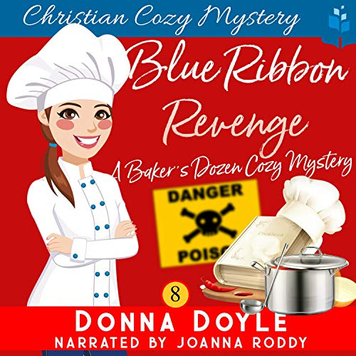 Blue Ribbon Revenge cover art