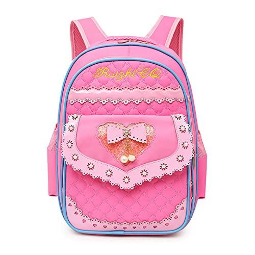 ACEGI Prenda Impermeable Linda de la Mochila de los niños del Bolso de Escuela de la Mochila de la Moda